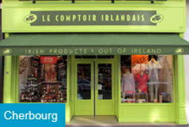 Le comptoir irlandais smartappart - Comptoir irlandais lorient ...