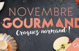 Caen : Novembre Gourmand, croquez Normand !