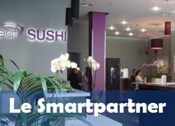 THE WEEKLY SMARTPARTNER :  EAT SUSHI AT LORIENT