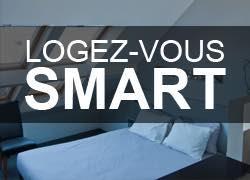 Une solution pour vous loger pas cher au centre de Cherbourg ? Découvrez l'appart hôtel Smartappart !