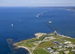 Lugares que no te puedes perder en Normandía: ¿conoces la Grande Rade de Cherbourg?
