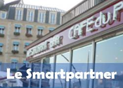 THE WEEKLY SMARTAPARTNER : LE CAFE DU PORT À CHERBOURG