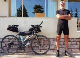 Shandor Posch : « La Transcontinental Race c'est la recherche d'aventure avant tout »