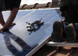 Lorient : un crowdfunding pour financer la plus grande ferme solaire de France
