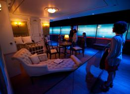 Embarquement immédiat sur le Titanic à la Cité de la mer de Cherbourg.