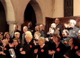 Smartappart et le chœur du Mesnil sont au diapason pour commémorer  la fin de la Première Guerre mondiale