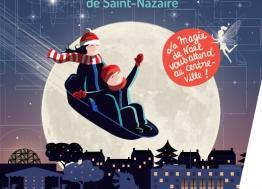 Les Fééries s'invitent à Saint-Nazaire et illuminent la ville pour les fêtes de Noël