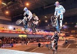 Du 23 au 24 février, c'est  la 10ème édition de la compétition internationale du CAEN BMX INDOOR
