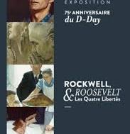Norman Rockwell is the very special guest of the Caen Memorial from June 4th to October 27th, 2019