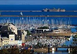 Cherbourg leads the Normandy region in the Le Point special edition ranking of the most attractive cities in France