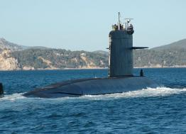 Le Saphir, French nuclear submarine, will be dismantled in Cherbourg