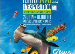 Cap sur Nantes avec Mer XXL, l'exposition hors-normes dédiée aux océans du 29 juin au 10 juillet 2019