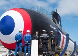 On July 12, 2019 in Cherbourg, President Emmanuel Macron inaugurated the Suffren, first Barracuda-class submarine