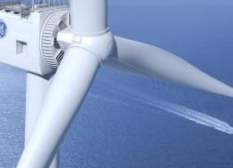 The world's most powerful offshore wind turbine was unveiled on July 12 in Saint-Nazaire