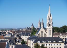 Depuis le 3 octobre 2019, le jeu de réalité augmentée Neopolis débarque à Caen