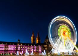 Du 23 novembre au 7 janvier 2020, la ville de Caen fête Noël entre tradition et modernité