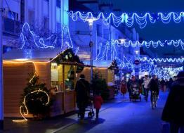 Du 7 décembre 2019 au 12 janvier 2020, les Fééries déboulent à Saint-Nazaire pour fêter Noël