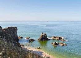 Saint-Nazaire, la belle aux vingt plages