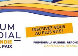 Nicolas Hulot, Barbara Hendricks et Yann Arthus Bertrand participeront au Forum mondial Normandie pour la Paix du 1er et 2 octobre 2020 à Caen