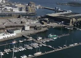 The maritime business show NAVEXPO postpones its 5th edition from 7 to 9 October 2020 to the Port of Lorient the Base