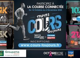 Troyes : Octobre Rose bat son plein dans l'Aube