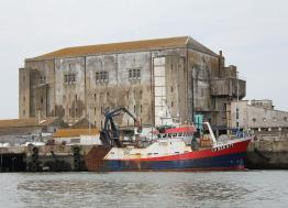 La Glacière du port de Lorient Keroman sera démolie fin 2021