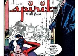 A Cherbourg-en-Cotentin, la 10ème biennale de bande dessinée sera consacrée à l'américain Will Eisner