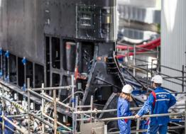 Les métiers de la conception navale font école sur le site de Naval Group à Cherbourg