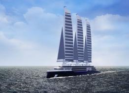 Le lorientais Gsea Design développe la voile de haute technologie Solid Sail