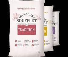 Dans l'Aube, le moulin de Dienville développe la gamme « farines de nos régions » de Moulins Soufflet