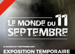 The city of Caen is organizing two exhibitions to commemorate the 20th anniversary of September 11, 2001