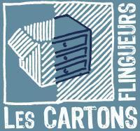 A Lorient, Les Cartons Flingueurs produisent meubles et objets en carton sur-mesure