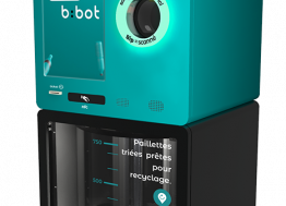 GreenBig annonce une levée de fonds 6 millions d'euros pour la production des b:bot