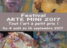Troyes : l'exposition Arte Mini Acte II se termine bientôt !