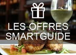 Take advantages on the Smartguide offers