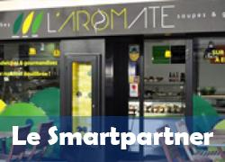 THE WEEKLY SMARTPARTNER : L'AROMATE ET LORIENT
