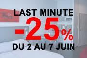 Last minute offer: 25% discount on your spot from June 2nd to 7th