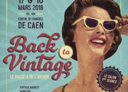 Caen : rendez-vous au salon Back To Vintage du 17 au 18 mars