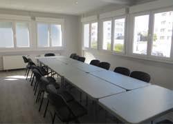 Lorient's Smartappart : meeting room