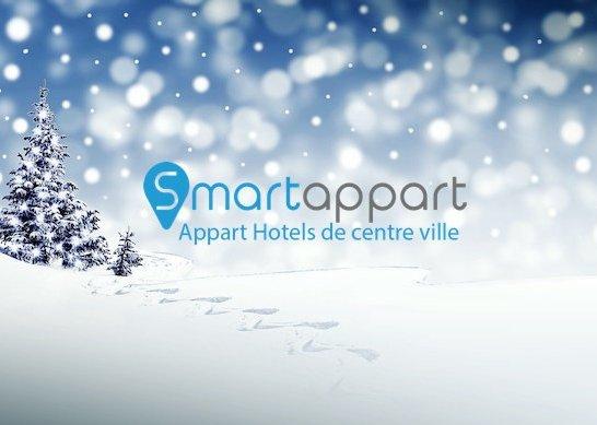 Les fêtes de fin d'année chez Smart Appart