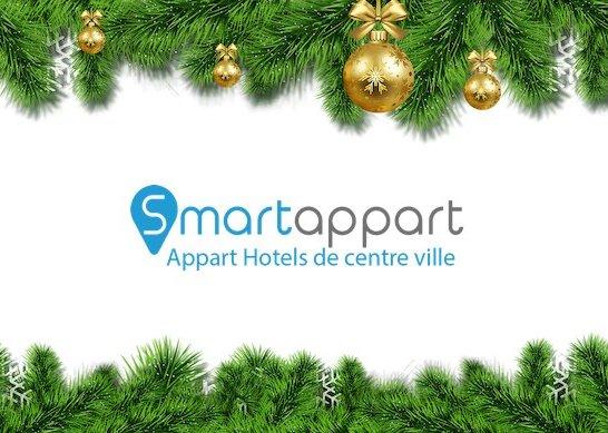 Encore plus de cadeaux chez Smart Appart