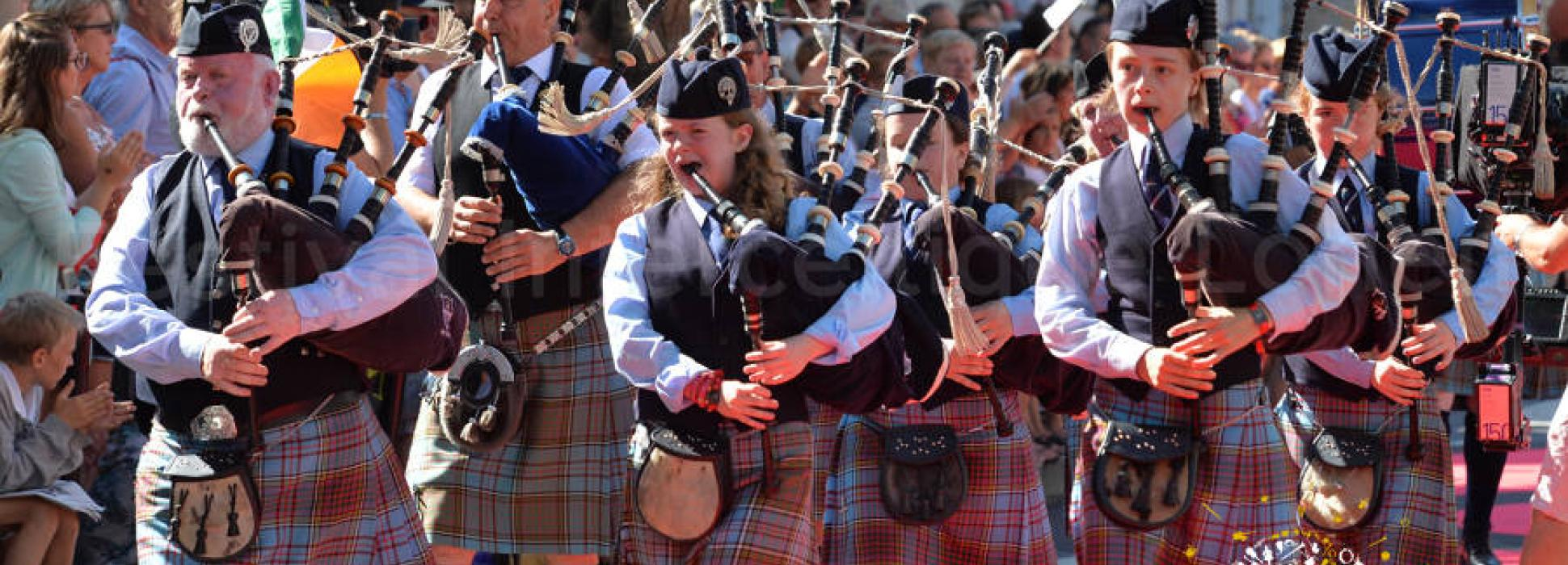 For its 49th edition, the Lorient Interceltic Festival offers daycare for your children