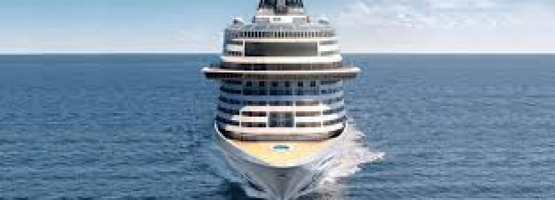 Les Chantiers de l'Atlantique de Saint-Nazaire et MSC Croisières s'engagent à diminuer l'impact de leurs navires sur l'environnement