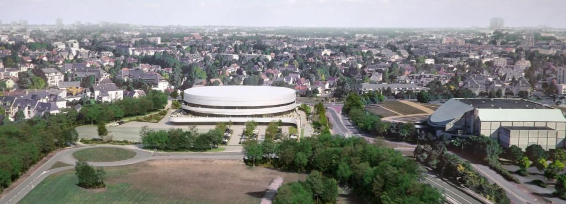 La ville de Caen aura son Palais des Sports en 2023