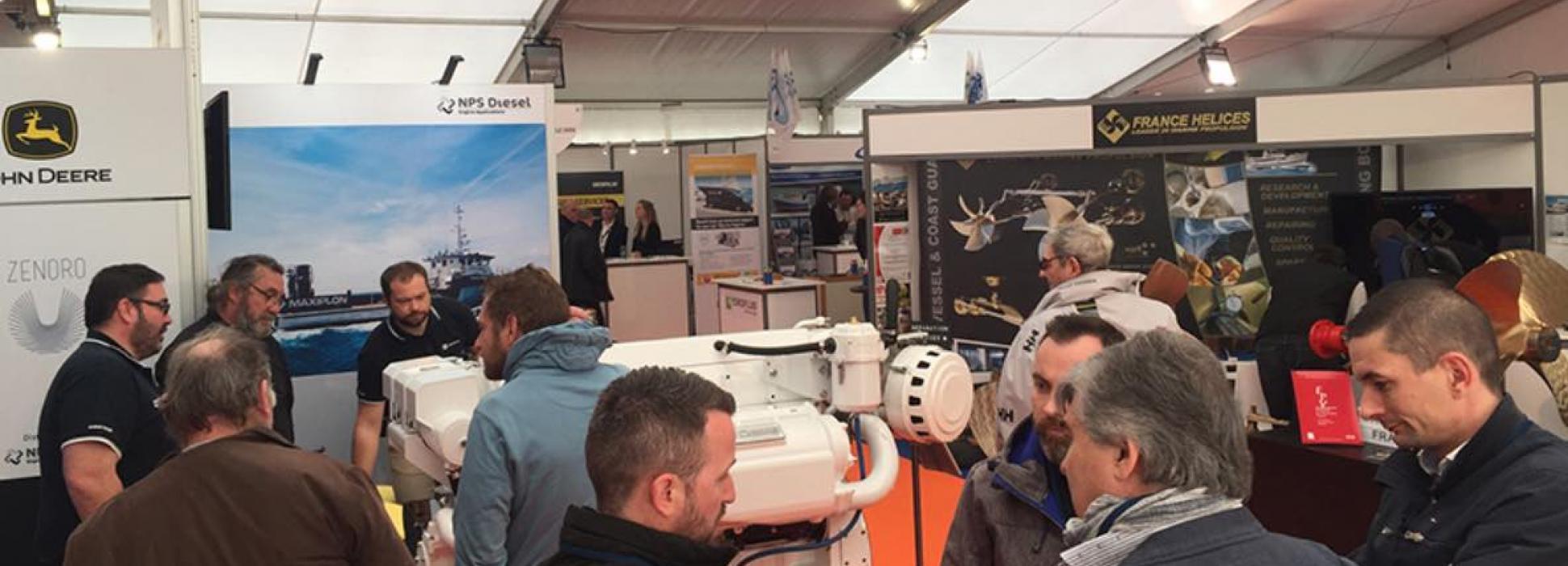 Se cancela la 5ª edición de Navexpo, la feria del sector marítimo de Lorient