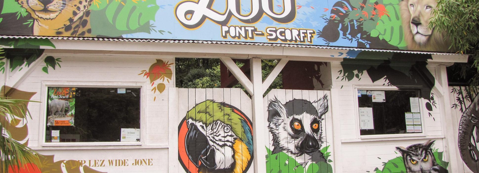 A Lorient, Smart-appart devient mécène de compétences de REWILD, le nouveau propriétaire du Zoo de Pont-Scorff