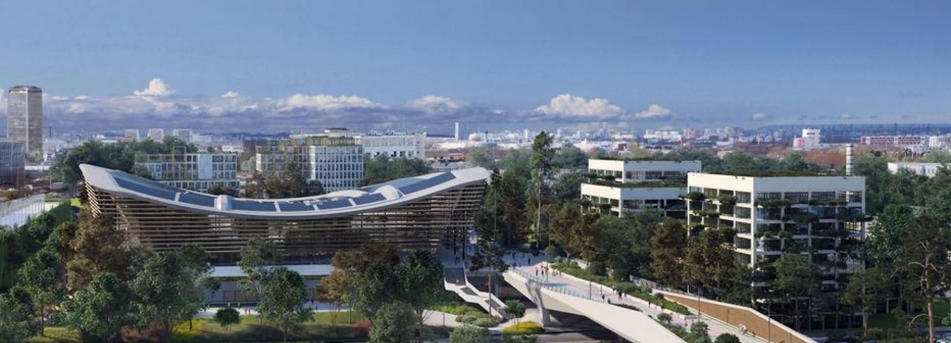 Récréa, entreprise basée à Caen, exploitera le centre aquatique des Jeux olympiques de Paris 2024