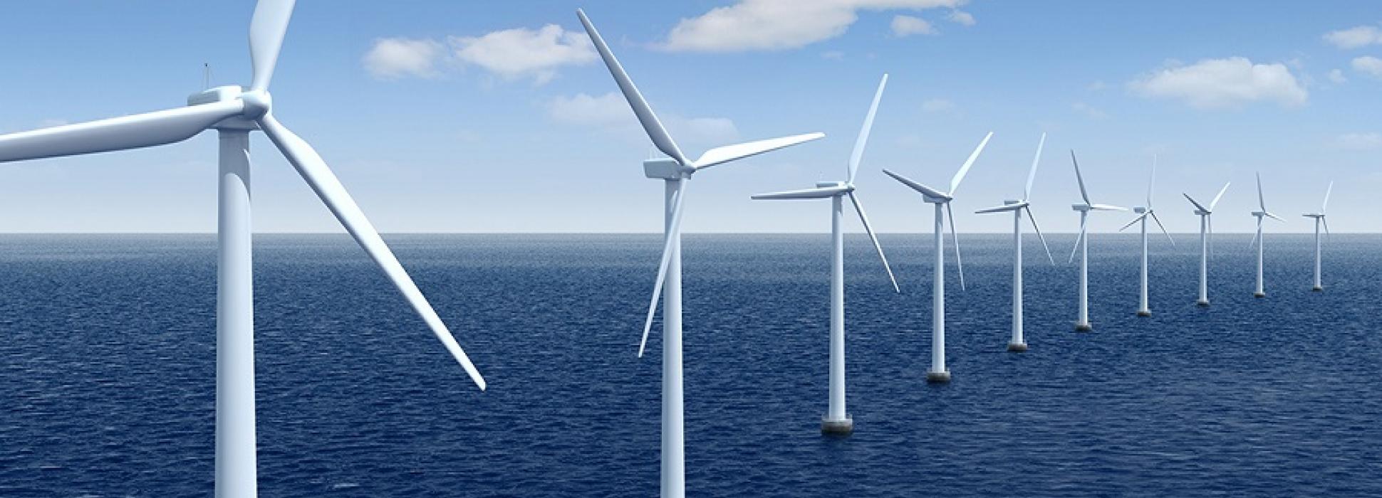 Cotentin: un nuevo parque eólico en la costa de Normandía