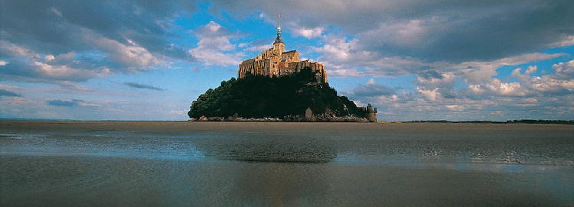 Los más bellos sitios normandos protegidos por la Unesco