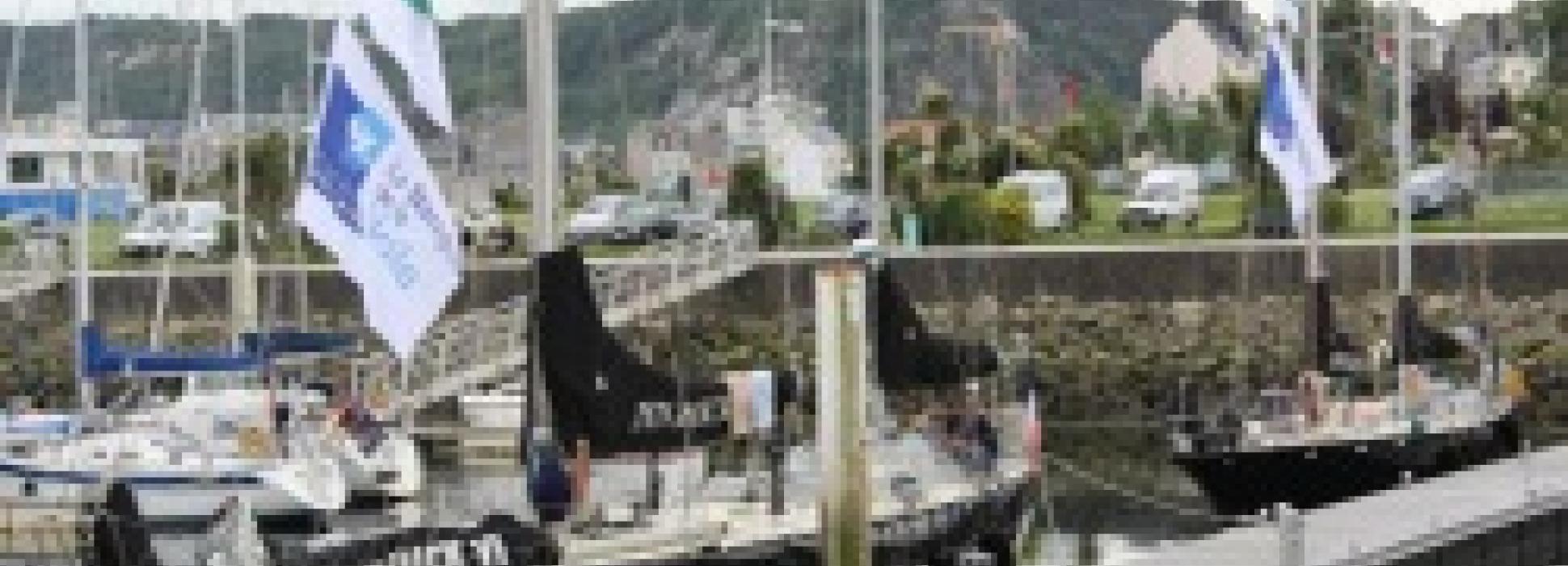 Des voiliers de légende en escale à Cherbourg